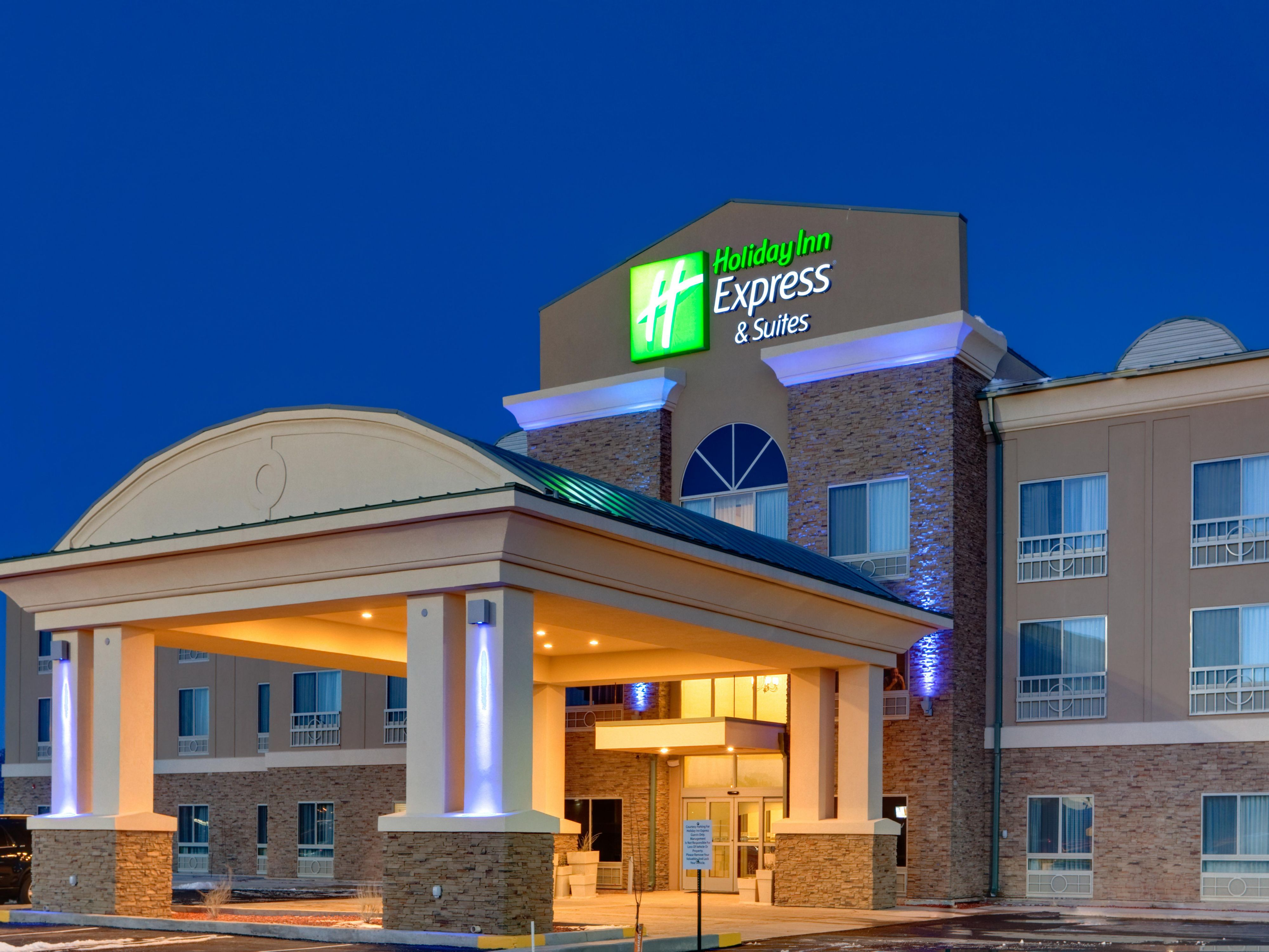 Holiday Inn Express Suites Grants Milan Hotel By Ihg