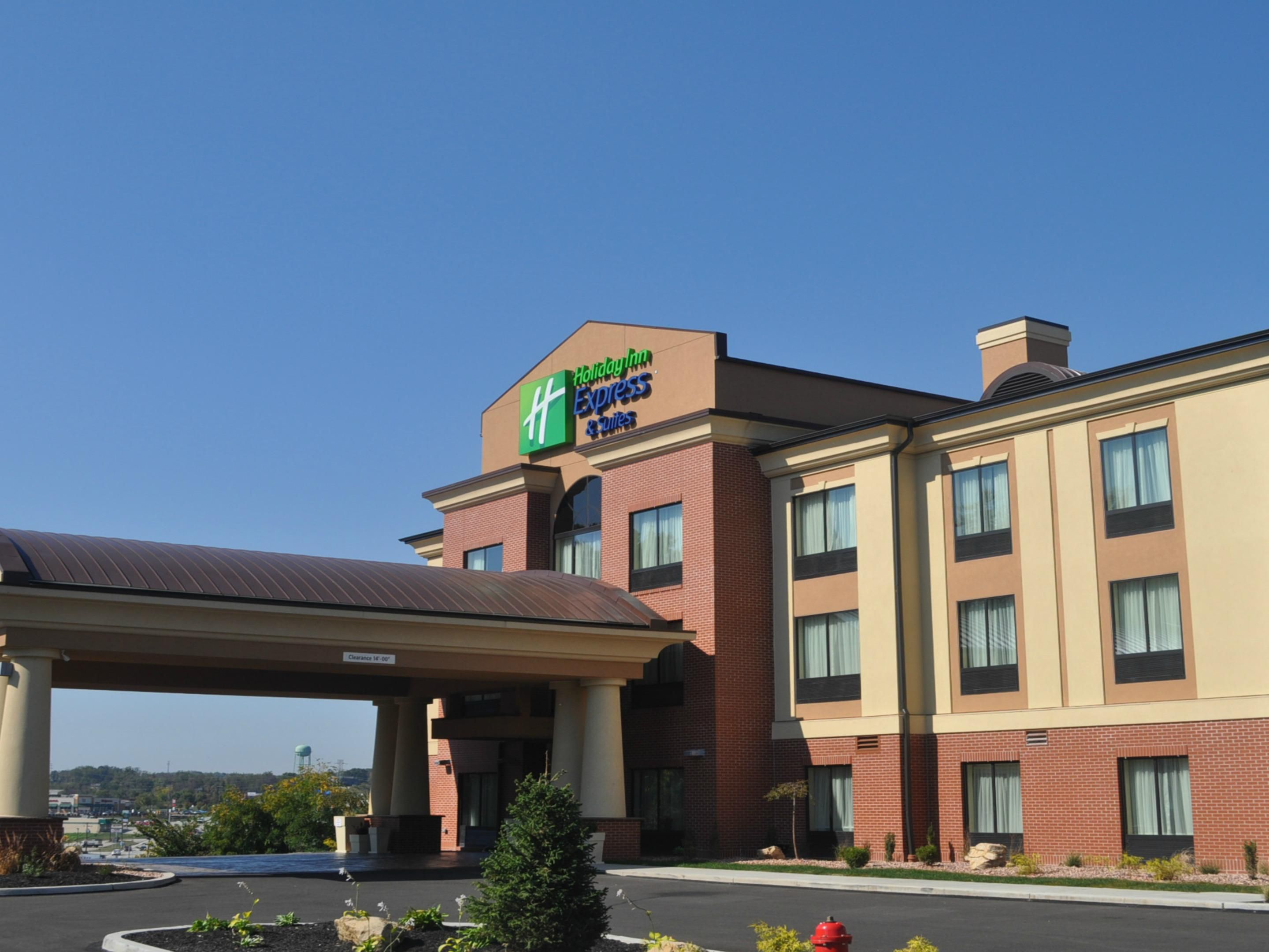 Welcome to the Holiday Inn Express & Suites Greensburg, PA!