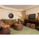 Hotel near Falls Park Downtown Greenville. Parlor of 2 room suite.