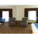Our most spacious suite is perfect for business travelers