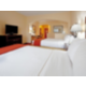 Room with Microwave and Mini Fridge