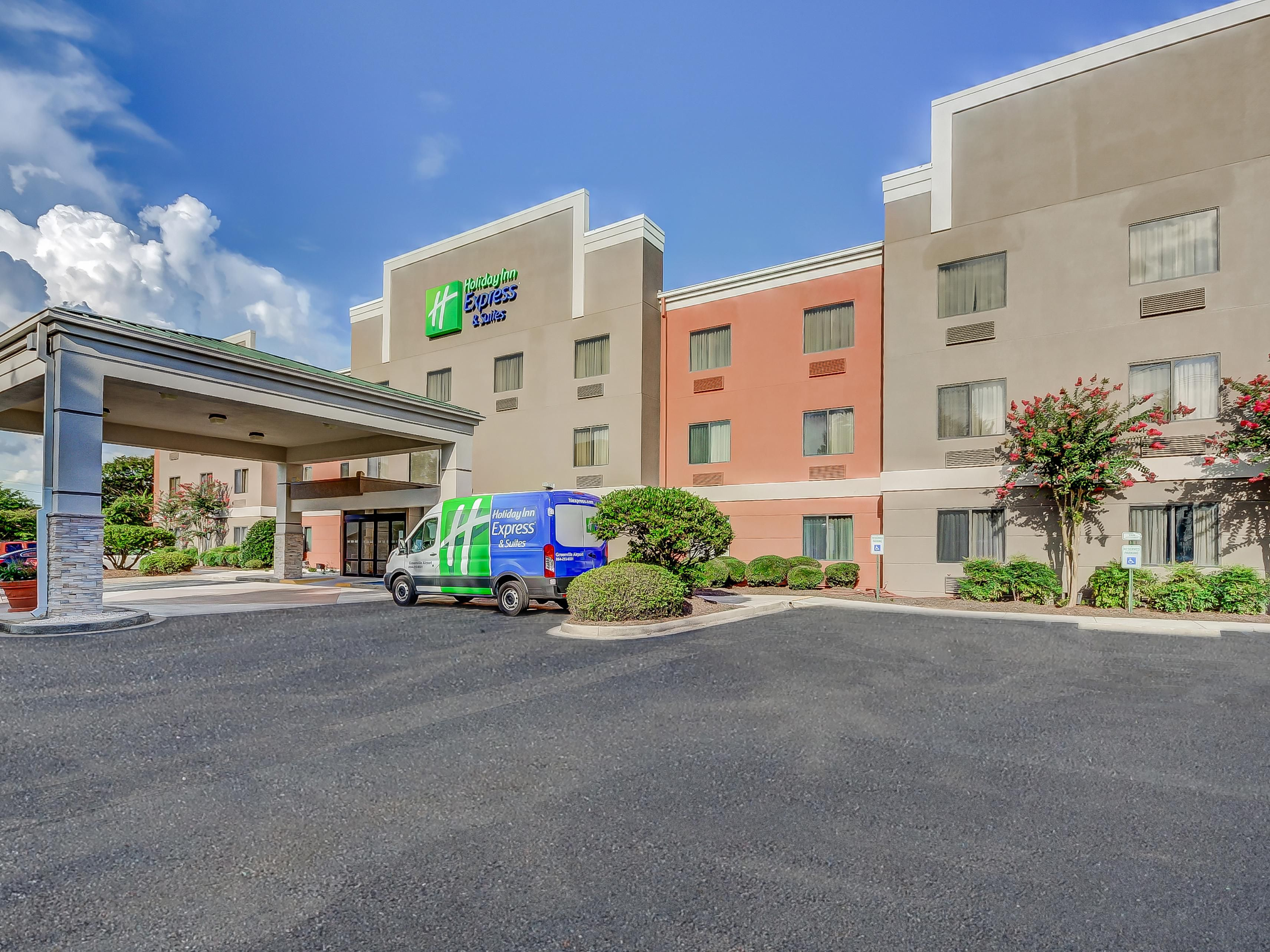 holiday inn express suites greenville airport hotel by ihg