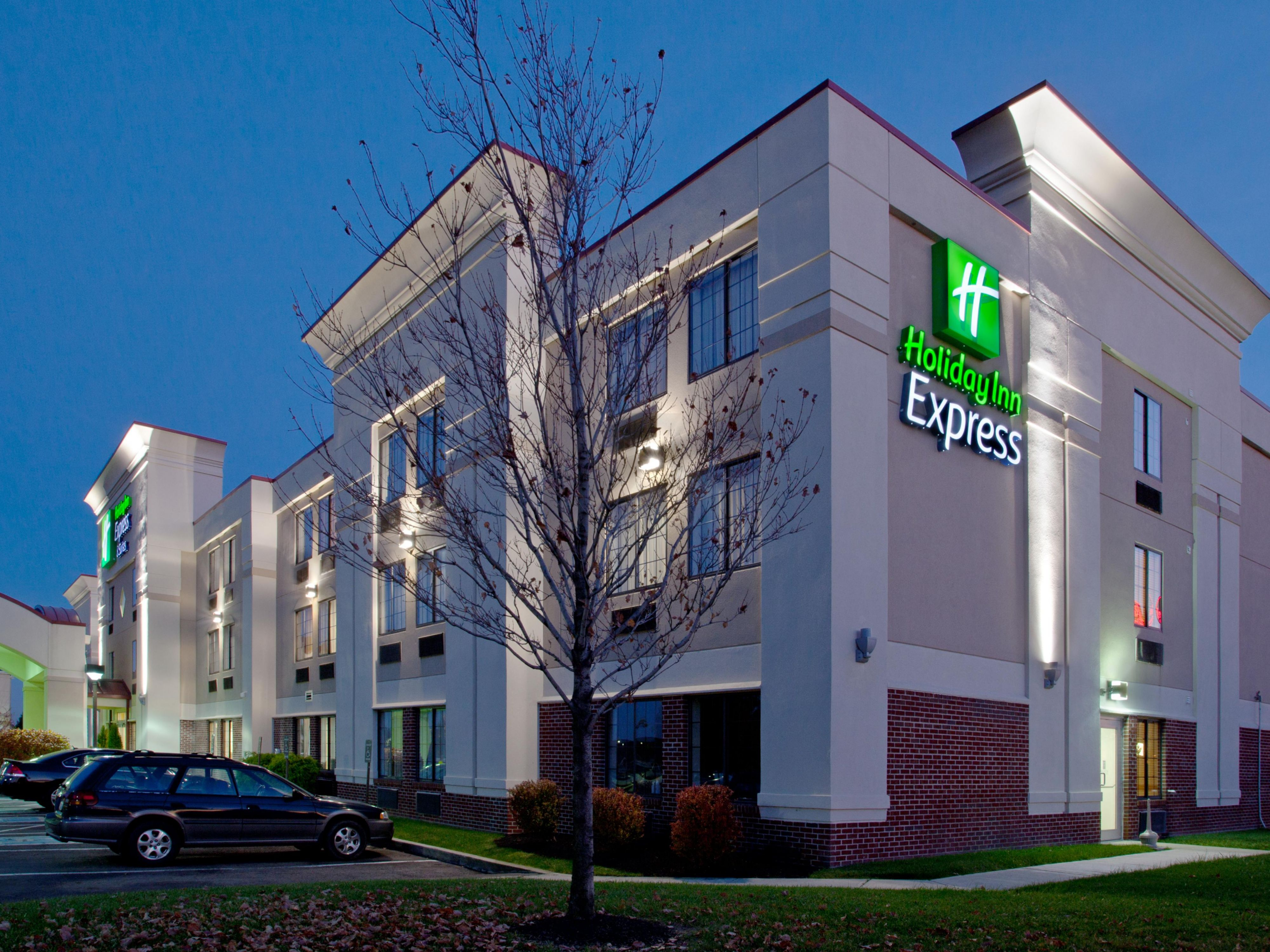 Holiday Inn Express Suites Columbus Sw Grove City Hotel By Ihg