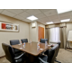 Boardroom for meetings, seminars and presentations.