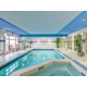 Indoor Saltwater Pool & Hot Tub