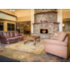 Hotel Lobby Holiday Inn Express - Gunnison, Colordao