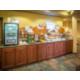 Breakfast Bar including Pancakes and Cinnamon Rolls