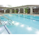 Swimming Pool of the Holiday Inn Express and Suites Hagerstown