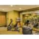 Fitness Center with Treadmill, Stationary Bike and Elliptical