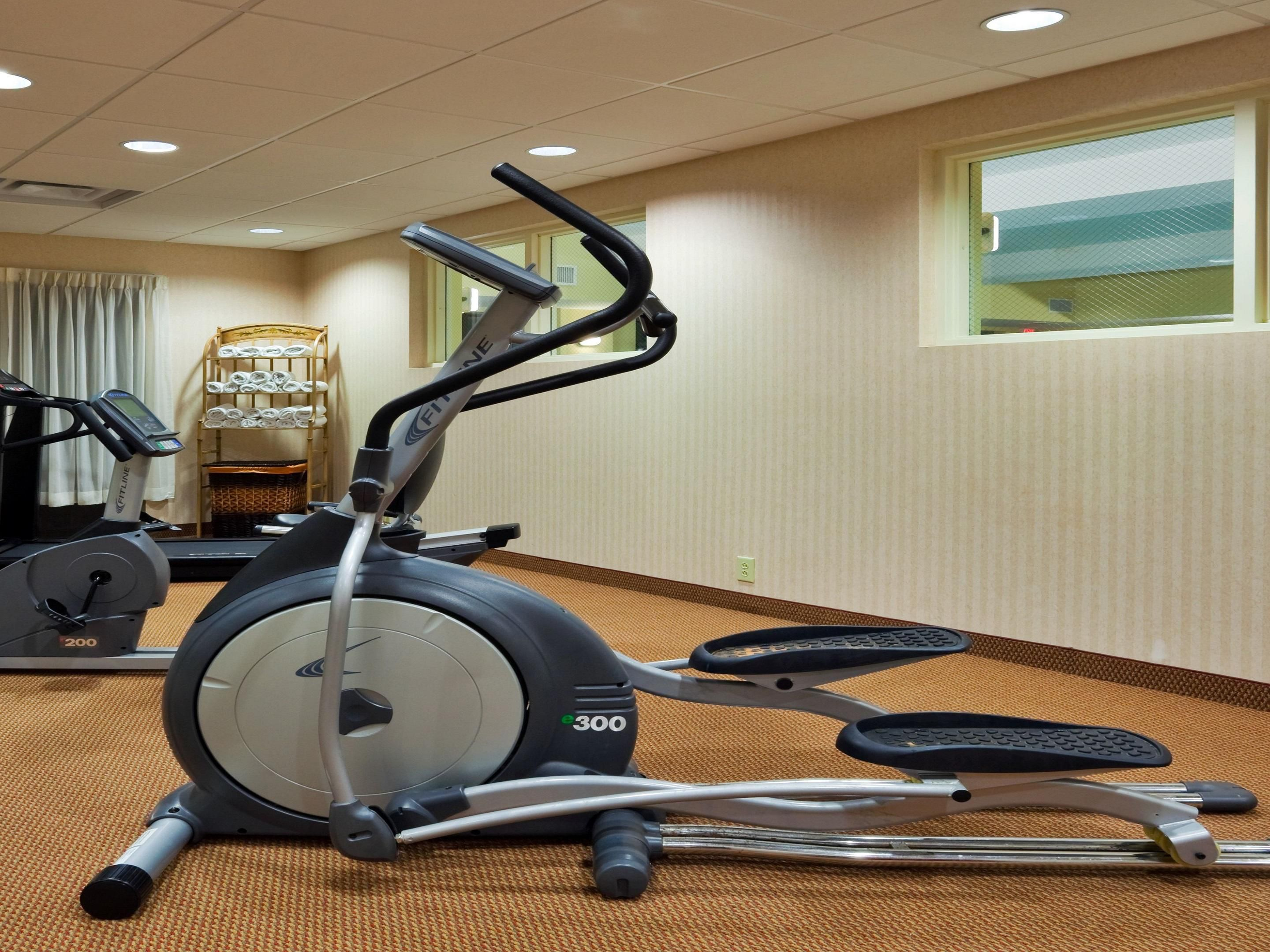 Enjoy our Energetic Exercise Room