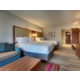 Two queen guestroom with sofa
