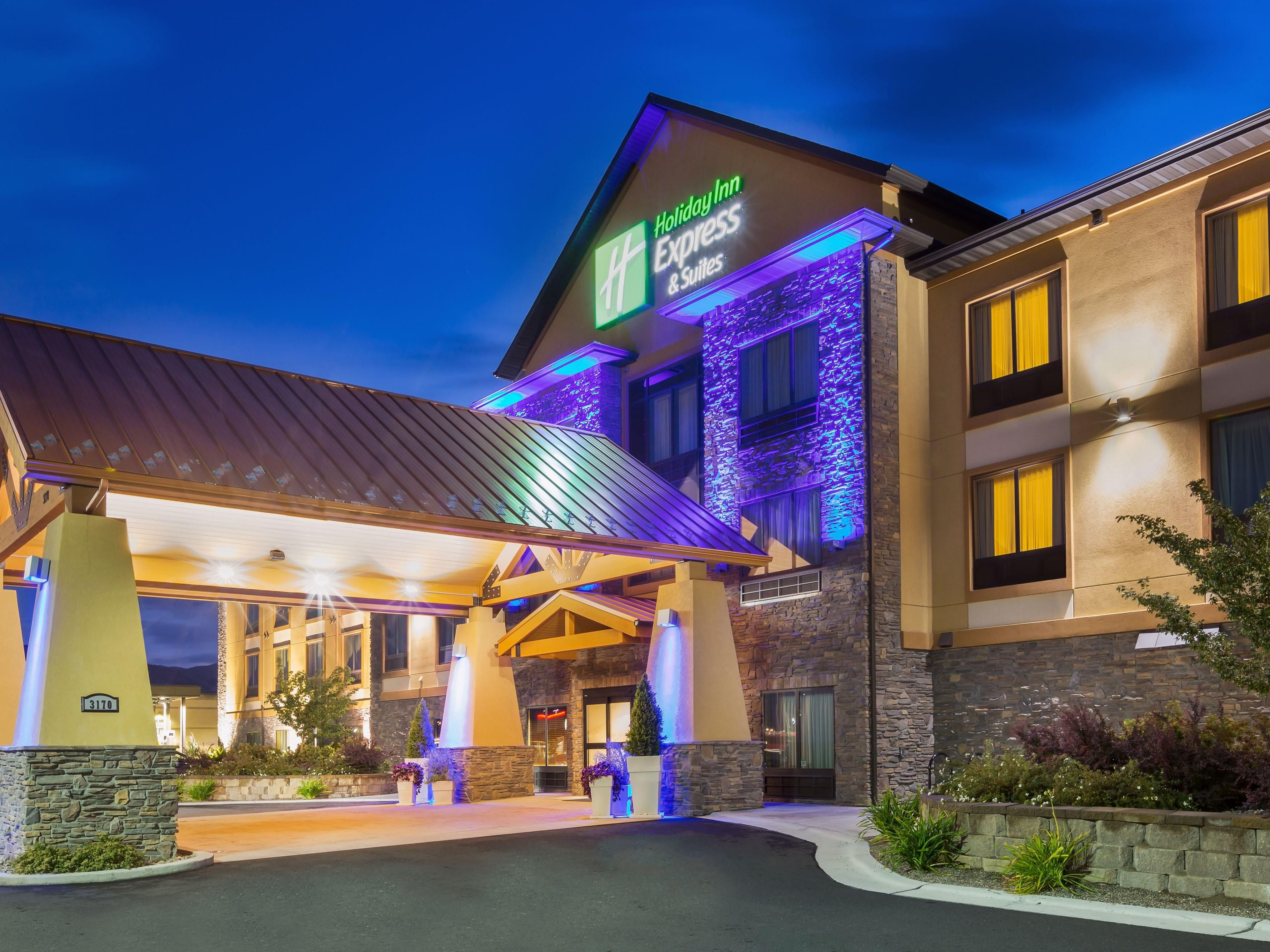 Holiday Inn Express U0026 Suites Helena Hotel By IHG