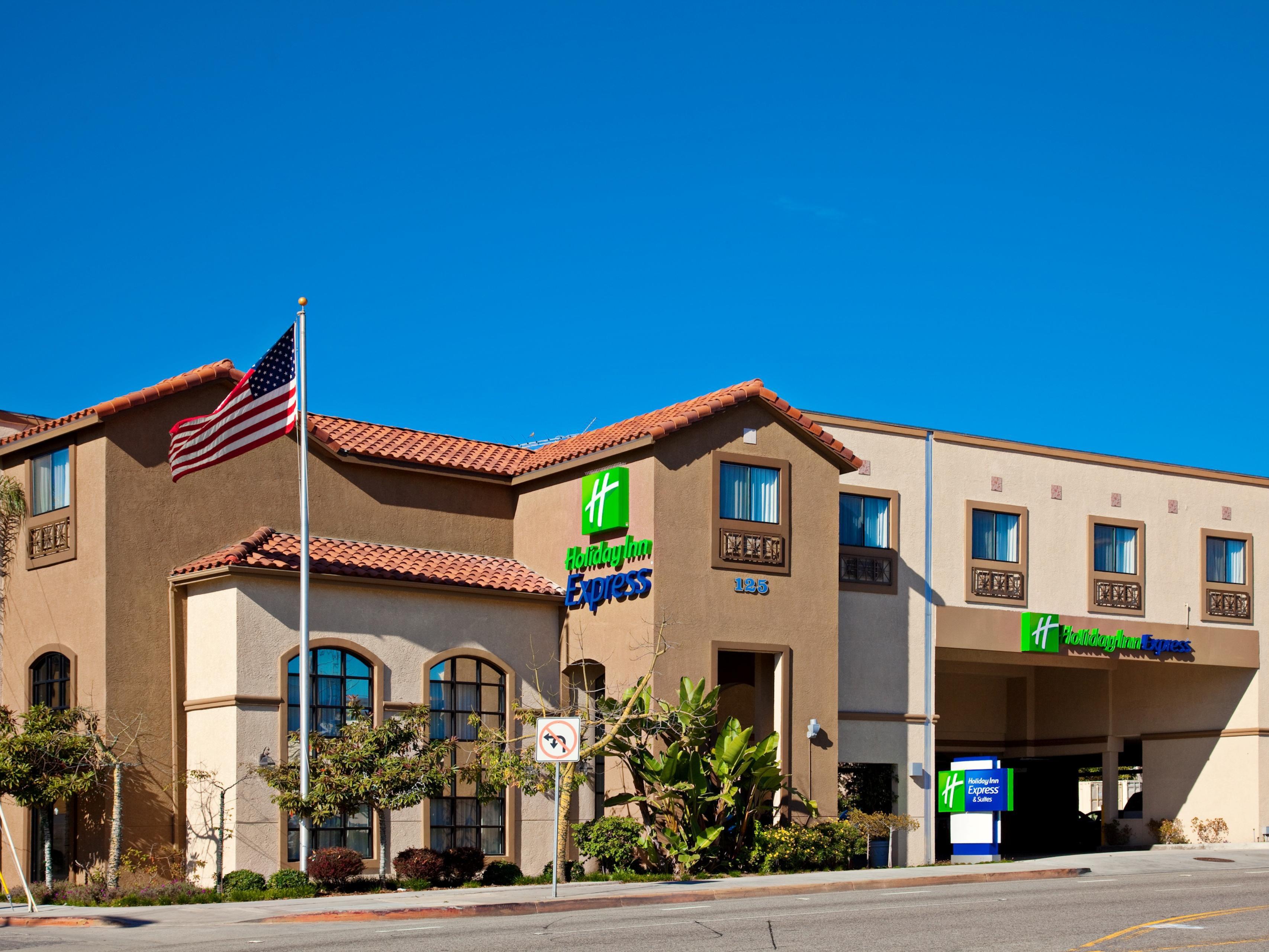 Hermosa Beach Ca Hotels Holiday Inn Express Suites Hermosa Beach