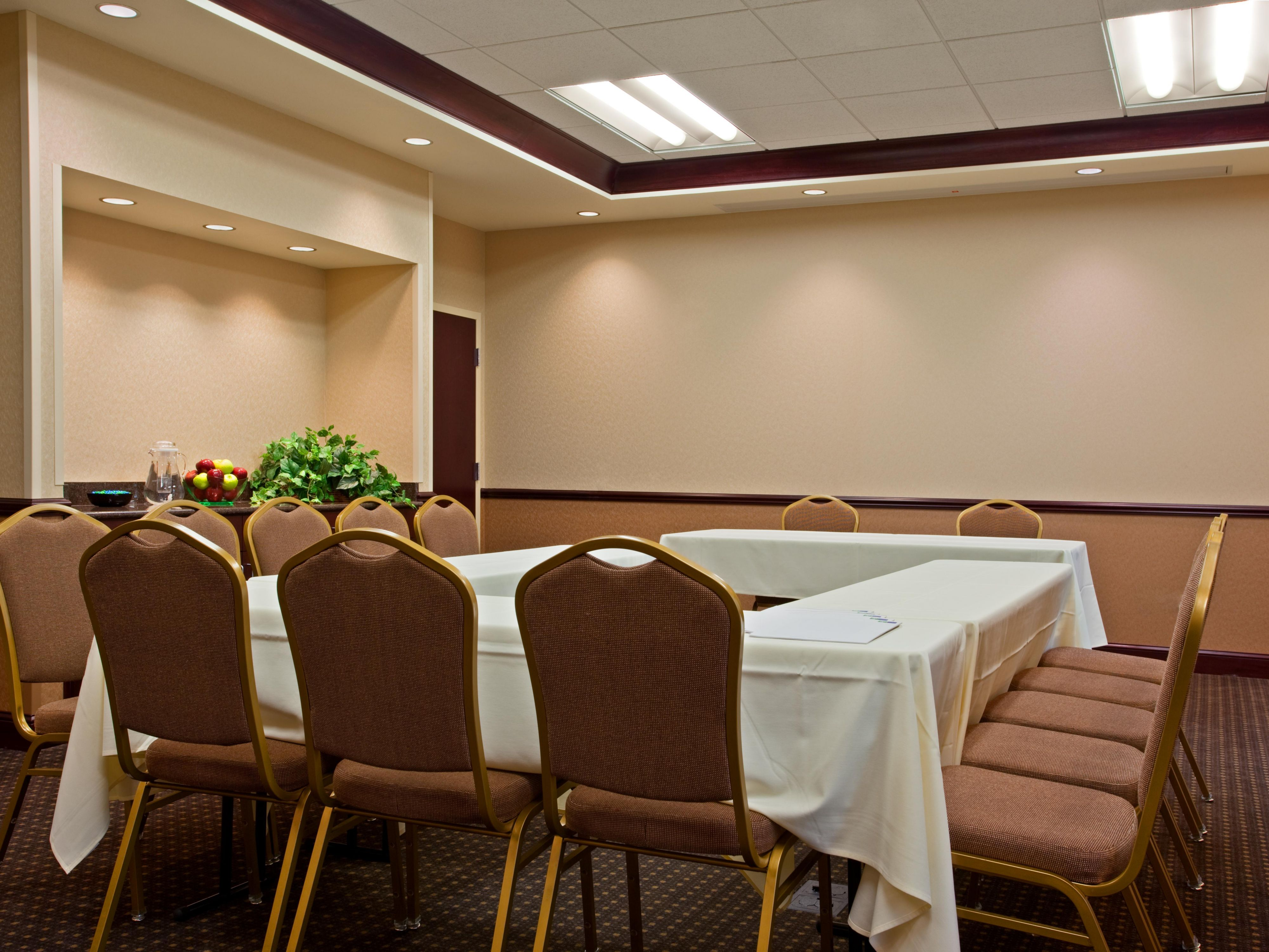 Business Meetings or Social Gatherings from 5 to 30 guests