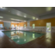 Take a splash in our indoor heated swimming pool
