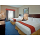 Modern 2 Bedded Guestroom