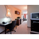King Bed Suite at Holiday Inn Express & Suites Chattanooga-Hixson