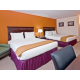 Two Queen Bed at Holiday Inn Express & Suites Chattanooga-Hixson