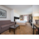 King Executive Suite Holiday Inn Express & Suites Hotel Hobbs NM