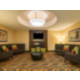 Hotel Lobby Holiday Inn Express & Suites Hotel Hobbs NM