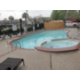 Houston Airport Hotel Seasonal Outdoor Pool and Spa