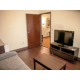 King Bedroom suite offers seperate living space with HDTV.