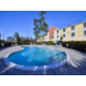 Sparkling Large Outdoor Pool & Deck