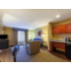 Open Living Area/Kitchenette