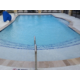 Take a dip in our saltwater pool!
