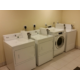 Pack less, travel lighter - guest laundry open 24 hours a day