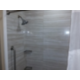 More room in our showers to enjoy our signature shower head!