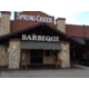 Spring Creek Barbeque is just steps away from your hotel room!
