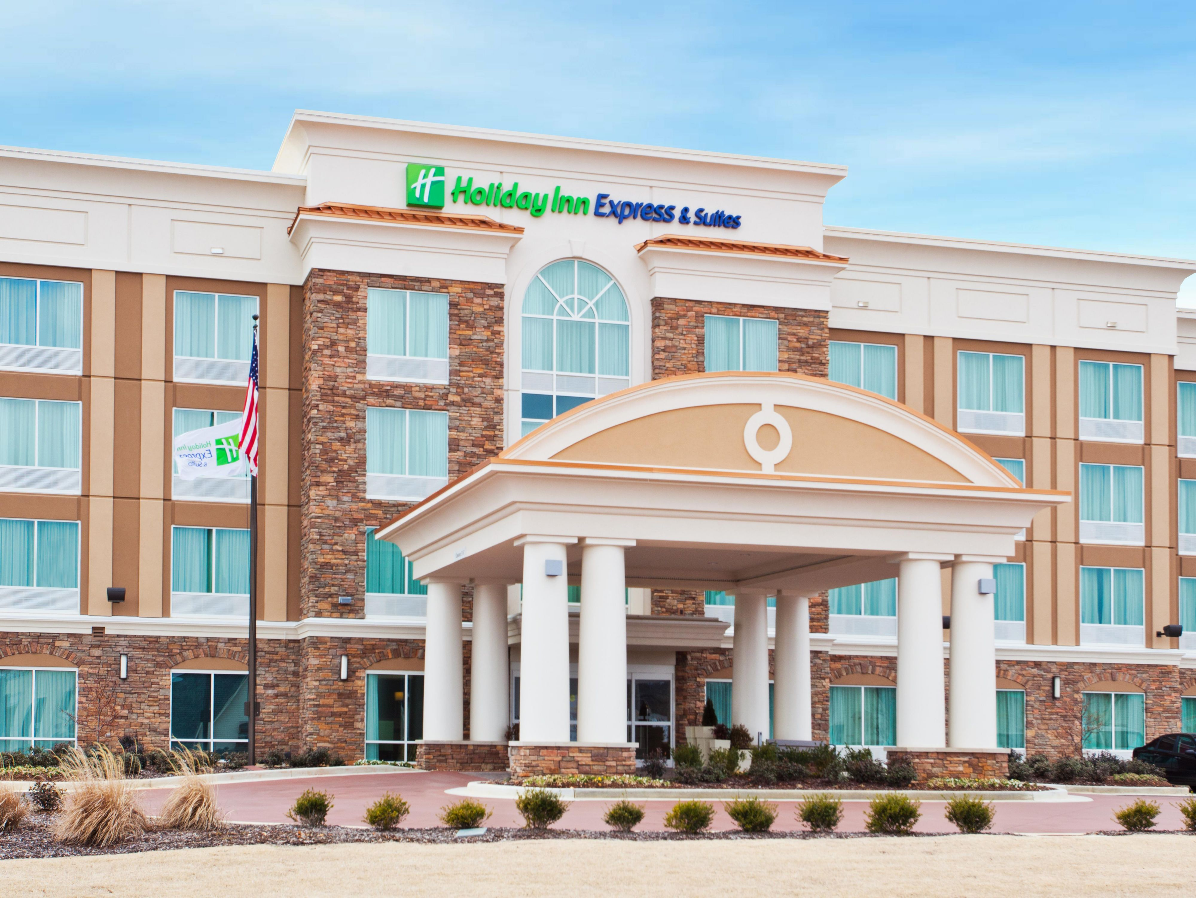 Holiday Inn Express Suites Huntsville West Research Pk Hotel By Ihg