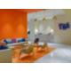 Lobby at Holiday Inn Express & Suites Hyderabad Gachibowli
