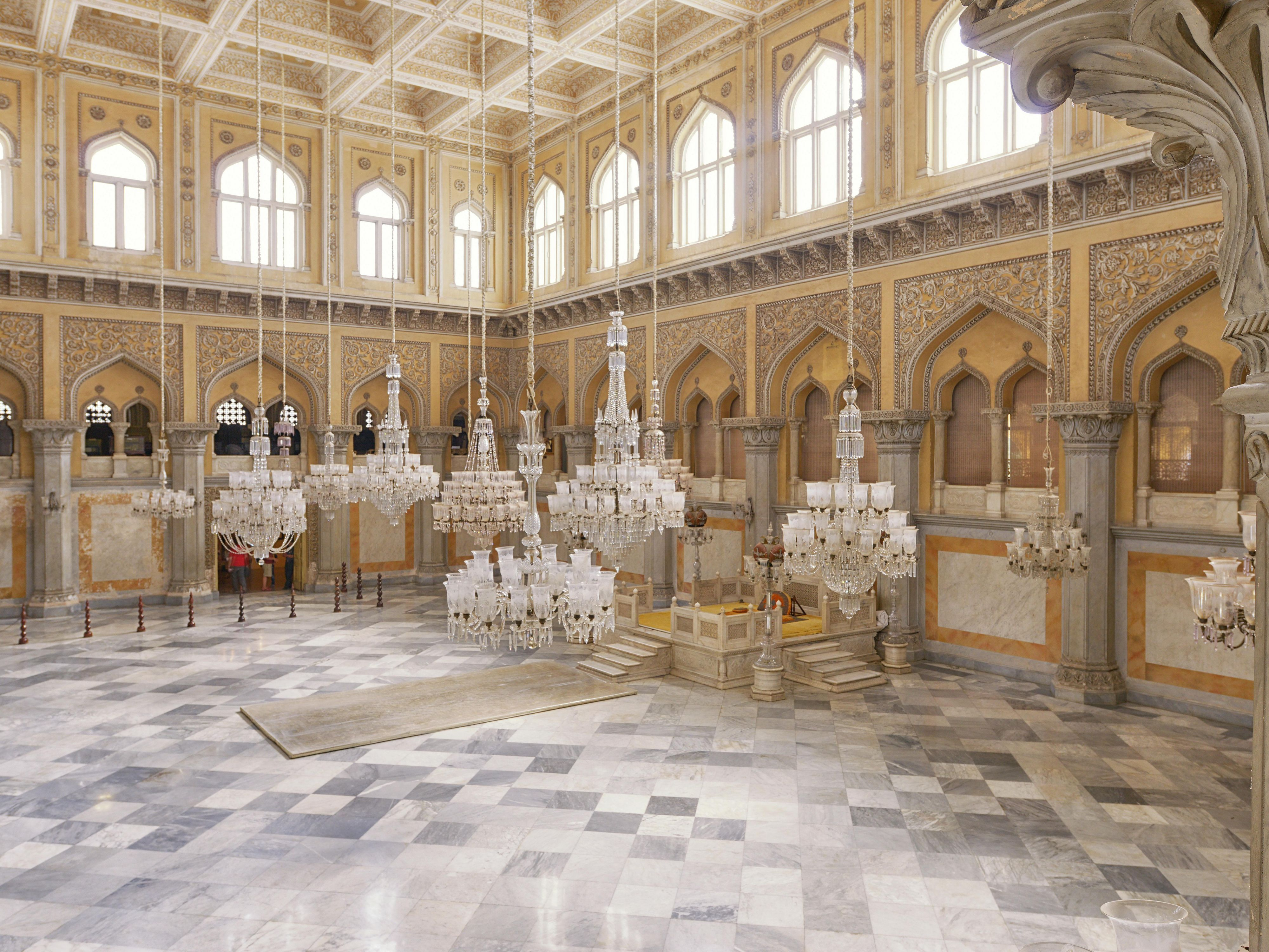 Area Attraction - Chowmahalla Palace