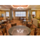 Complimentary hot breakfast at the Holiday Inn Express & Suites