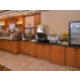 Holiday Inn Express Breakfast Bar