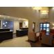 Front Desk Reception Area