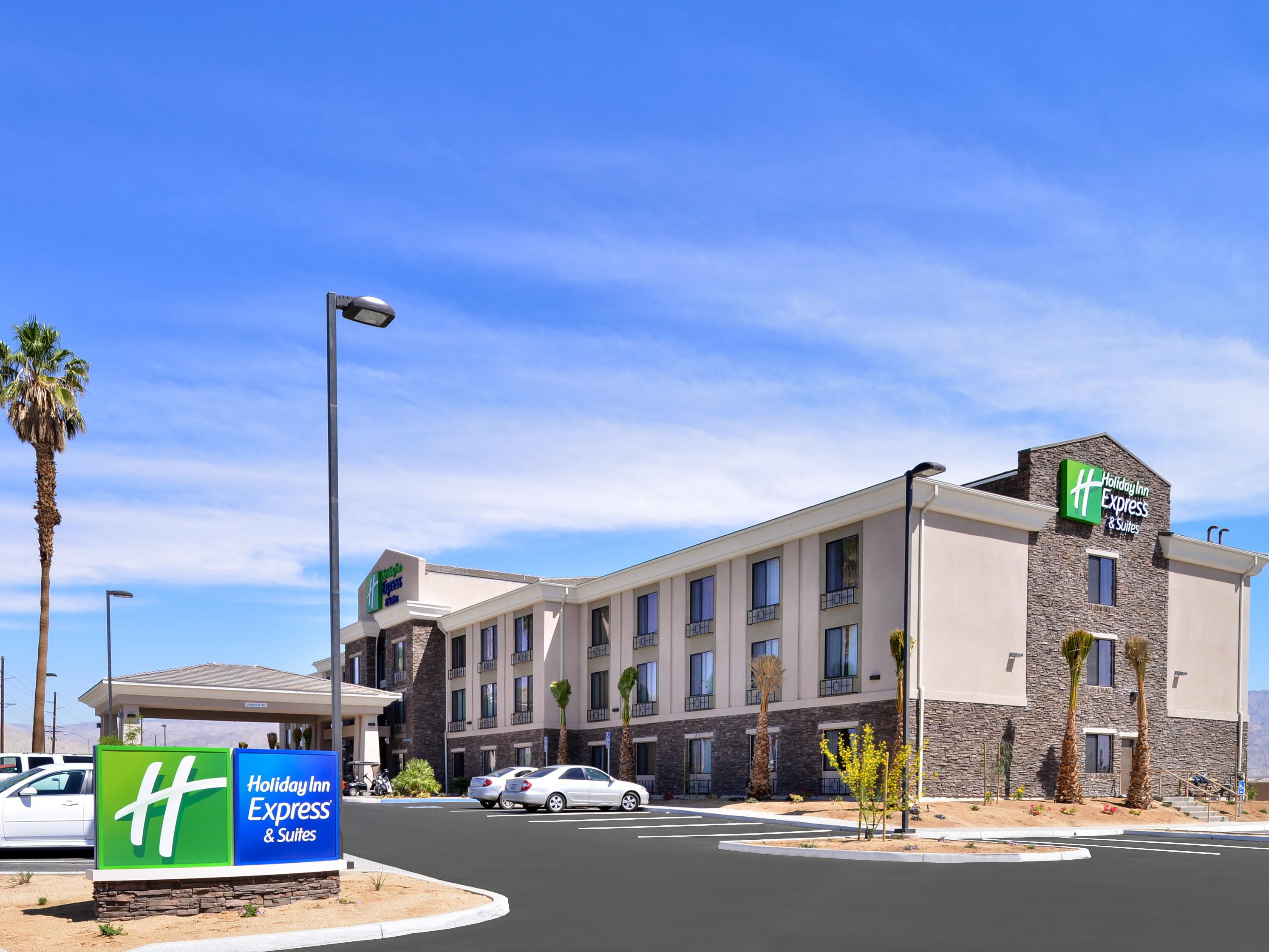 holiday inn express suites indio hotel by ihg. Black Bedroom Furniture Sets. Home Design Ideas