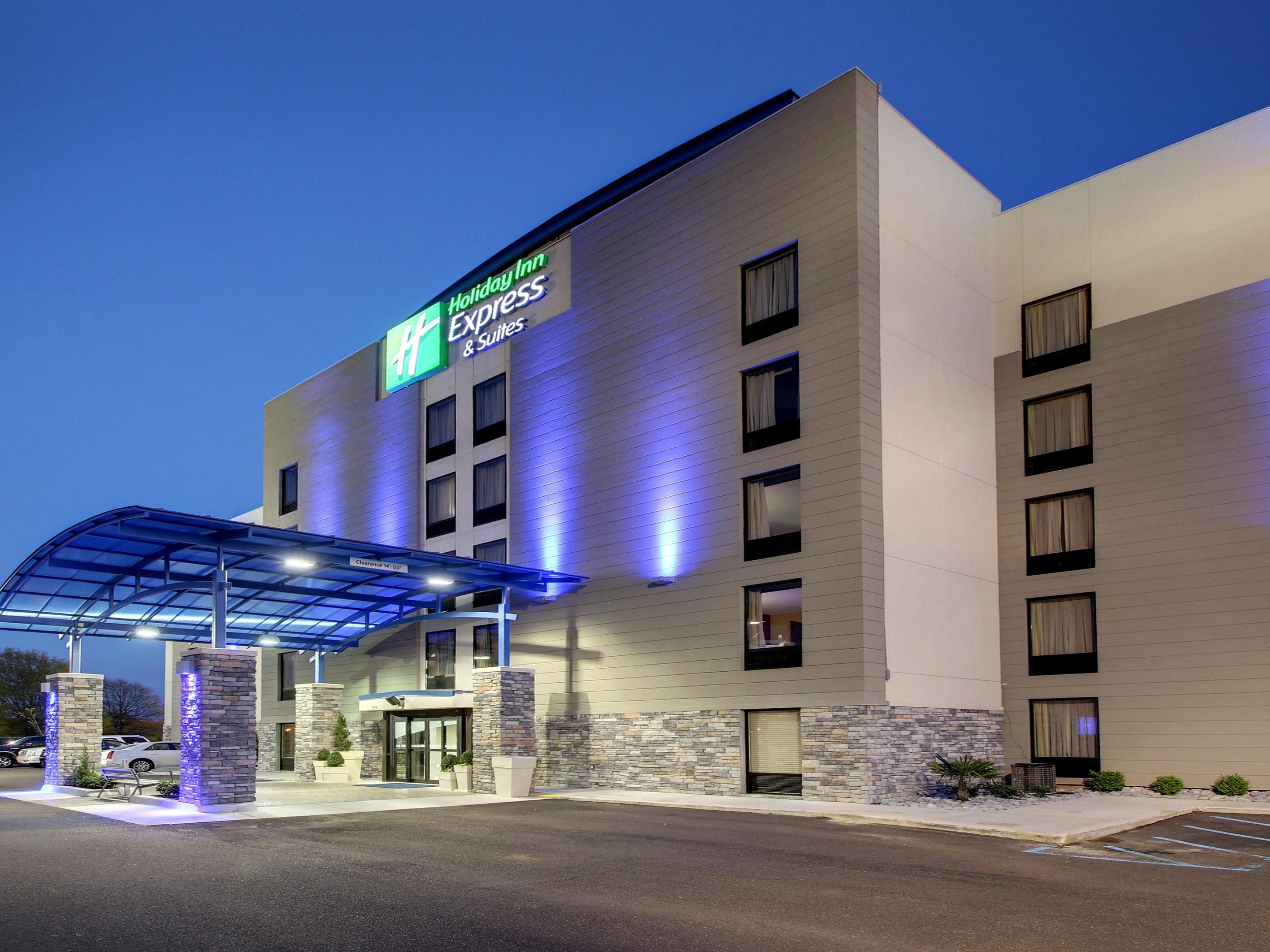 Holiday Inn Express Downtown Jackson