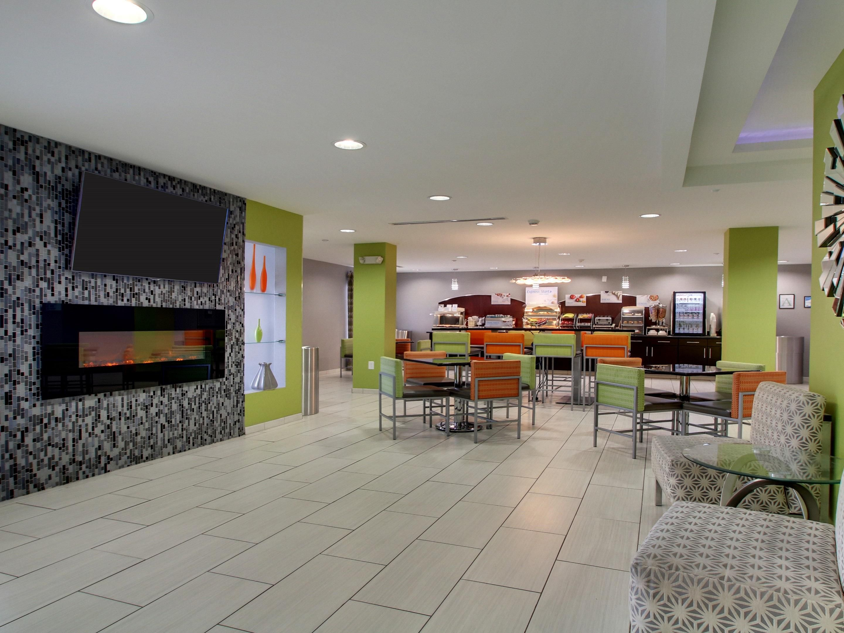 Simple Smart Travel defined at the Holiday Inn Express Jackson