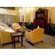 Sala de estar para hóspedes