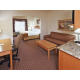 Our suites are spacious and comfortable!