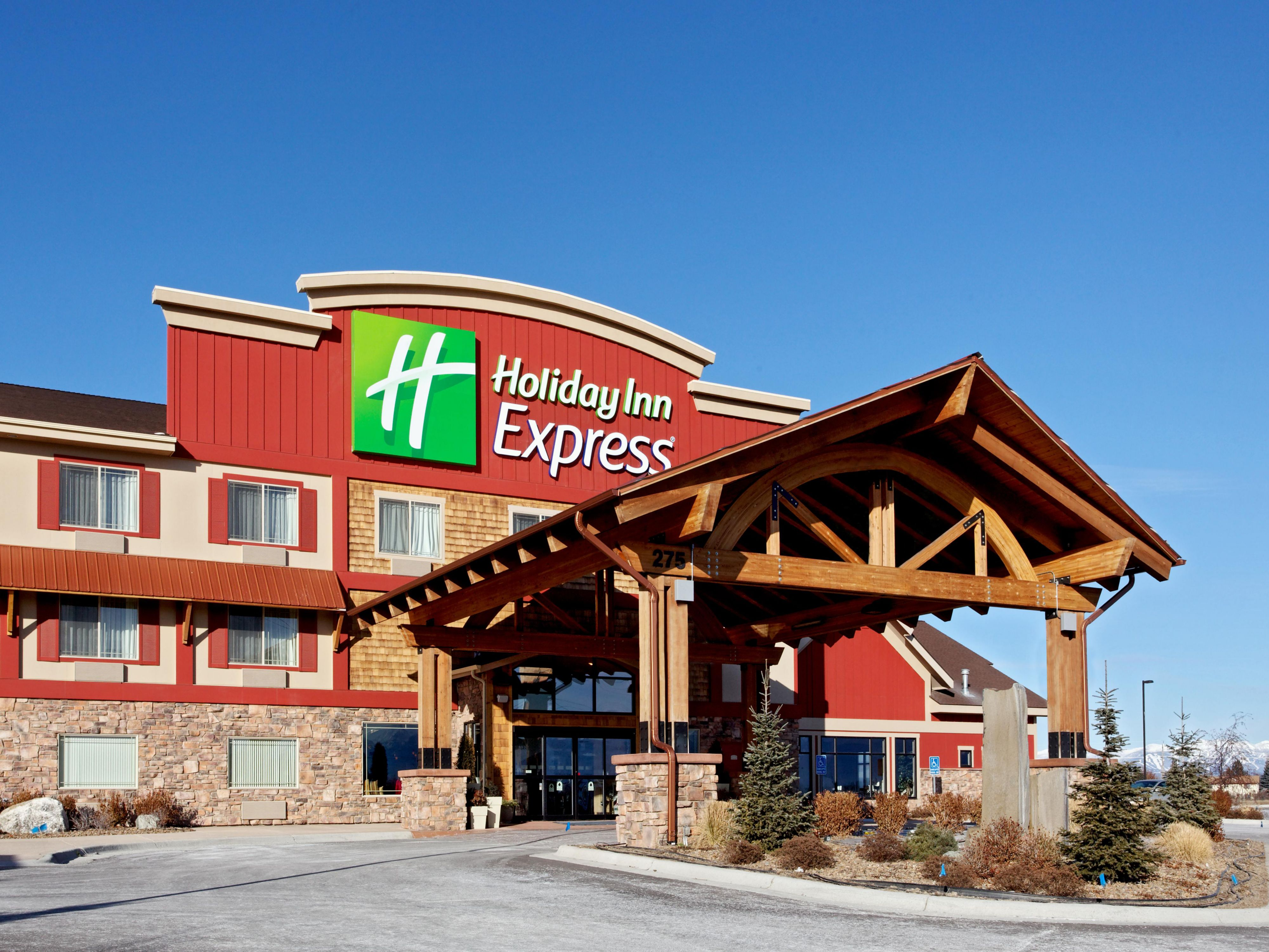 Holiday Inn Express Hotel Kalispell
