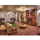 Our lobby decor reflects nature with a Kanab touch
