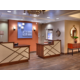 Our friendly staff backed with our newly renovated front desk look