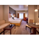 Room for the whole family in our suites with pull out sofa beds.