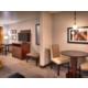 Spacious suites at the Holiday Inn Express, Kanab.