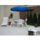 Outdoor patio for relaxation - weather permitting