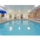 Luxurious Indoor Heated Pool